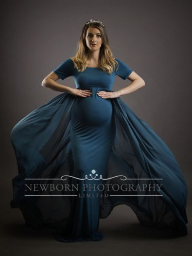Maternity Photography dress | Newborn Baby Posing Limited